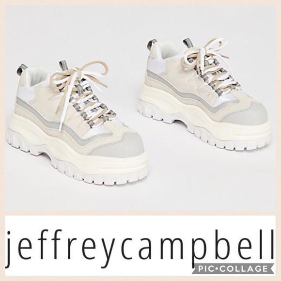 Jeffrey Campbell Pro Era Platform